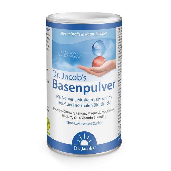 Dr. Jacobs - Basenpulver 300g