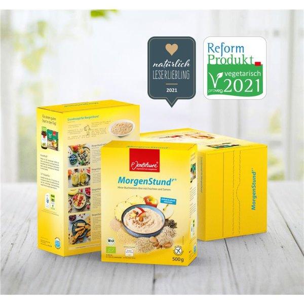 P. Jentschura MorgenStund BIO - Basisches Frühstück