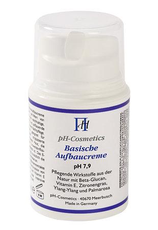 pH Cosmetics - Basische Aufbaucreme pH 7,9 (50ml)