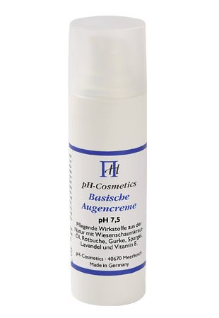 pH Cosmetics - Basische Augencreme pH 7,5 (30ml)