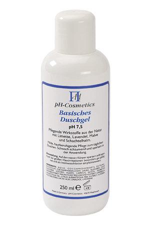 pH Cosmetics - Basisches Duschgel pH 7,5