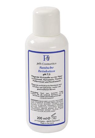 pH Cosmetics - Basische Beinlotion pH 7,5 200ml
